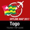多哥 旅游指南+离线地图