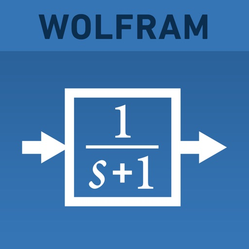 Wolfram Signals & Systems Course Assistant icon