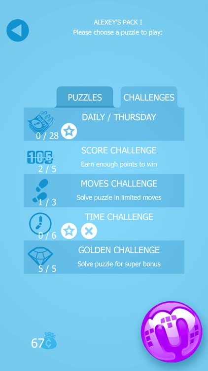Marbly - Puzzle Game Challenge from Tetris Creator