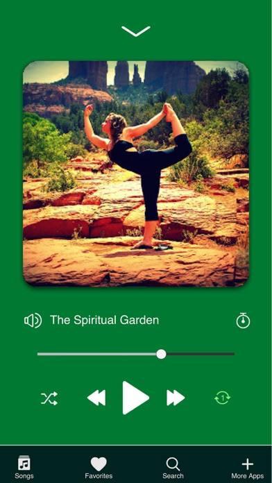 Yoga Meditation Music: Relaxing Sounds screenshot two