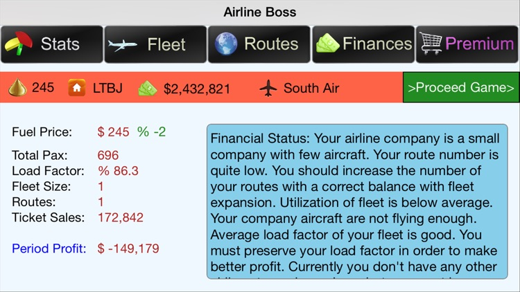 Airline Boss - Airline Manager Game