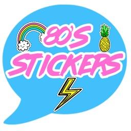 80s Pop Stickers