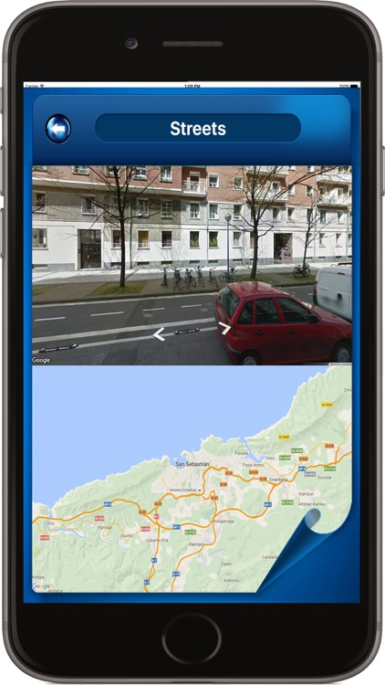 San Sebastián Spain - Offline Maps Navigator screenshot-4
