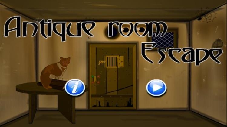 Antique Room Escape