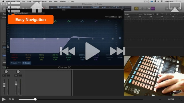 FastTrack™ For Logic Pro Automation