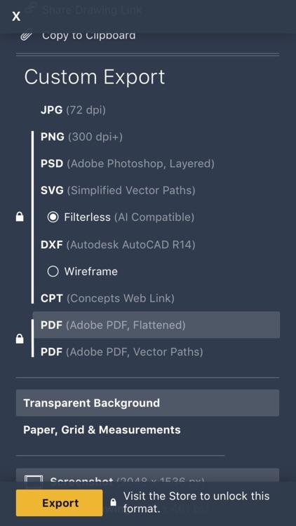 Concepts - Sketch, Design, Illustrate screenshot-4