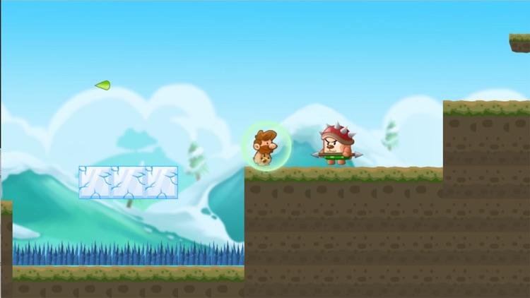 Super BiSon Jungle Adventure screenshot-3