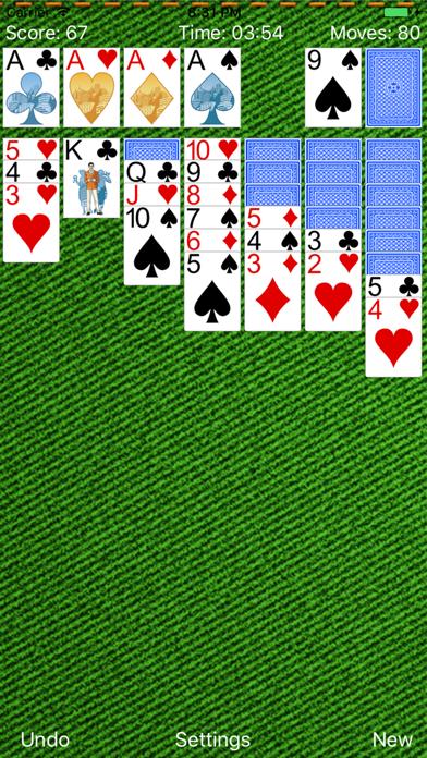 Solitaire New Classic screenshot three