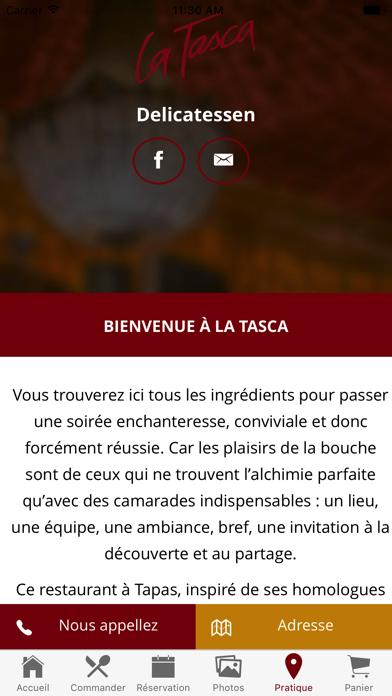 La Tasca Tapas Marseille screenshot two
