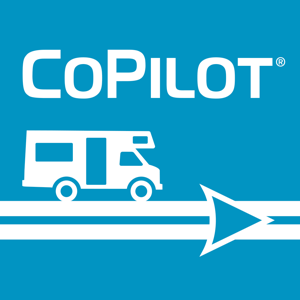 CoPilot RV USA app