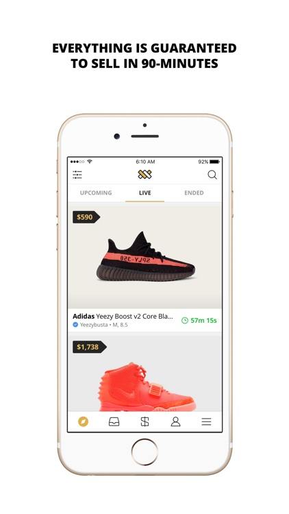 FLIP: Buy & Sell Sneakers screenshot-0