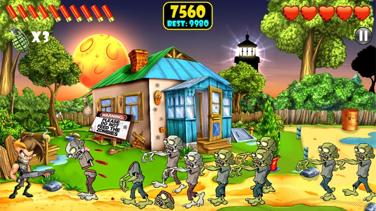 Zombie Area screenshot-2