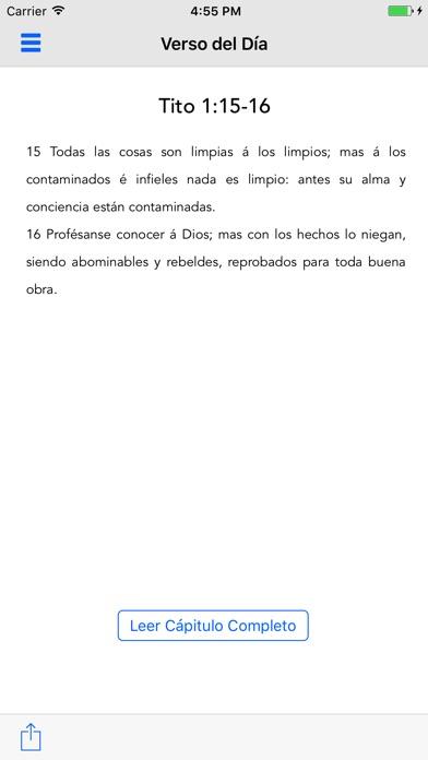 Biblia Reina Valera Audiolibro review screenshots