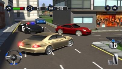 エスケープ警察の車の追跡PROゲーム:スマッシュ警察の自動車 Escape Police Carsのおすすめ画像4