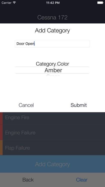 Aircraft Checklist Pro screenshot-4