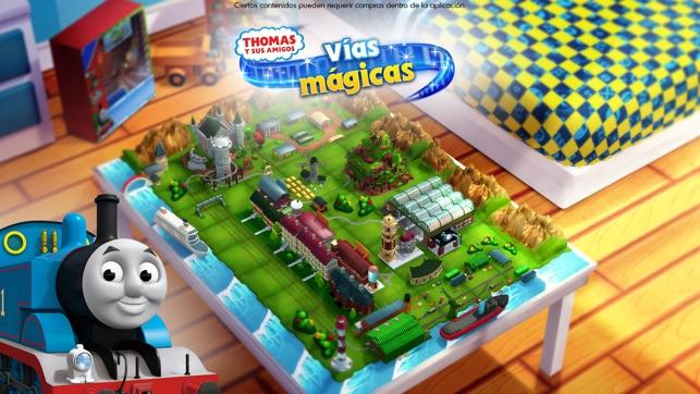 Thomas Y Sus Amigos Trenes En App Store