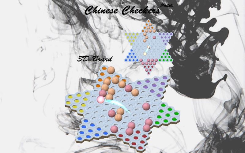 Chinese Checkers Master screenshot 2