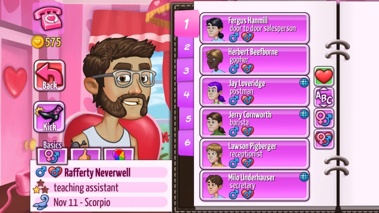 Kitty Powers' Matchmaker screenshot-4