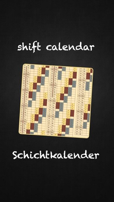 シフトカレンダーのおすすめ画像1