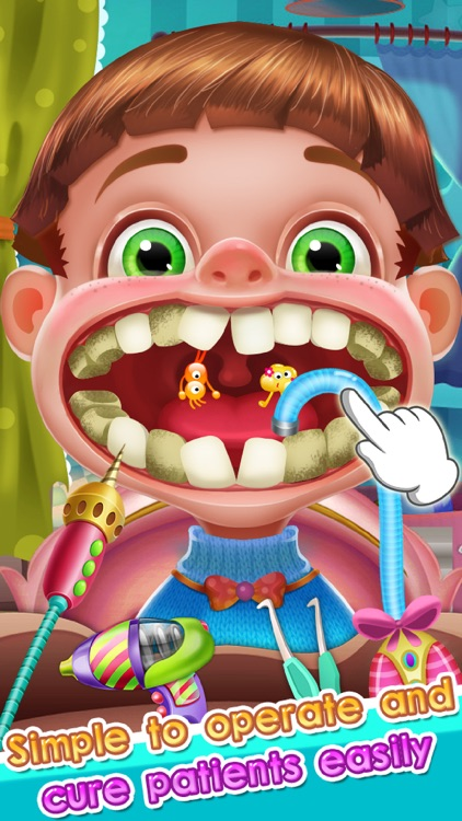 Baby Dentist-Private doctor clinic cute health screenshot-4