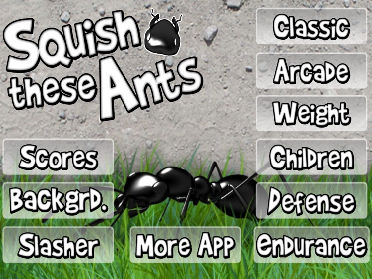 Squish these Ants HD