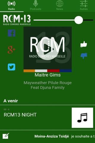 RCM 13 - náhled