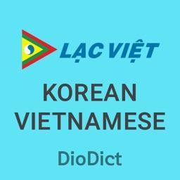 DioDict 3 Vietnamese – Korean Dictionary