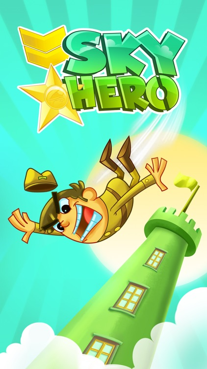 Sky Hero ® screenshot-0