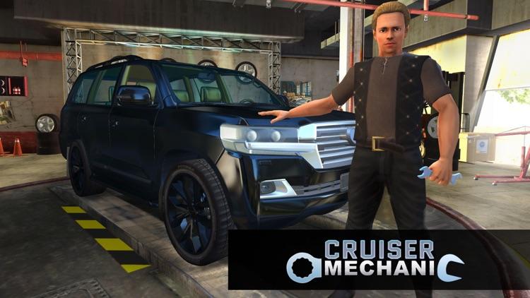 Cruiser Mechanic- Motor World Of Auto Scrap Repair screenshot-3