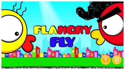 Flangry Fly HD Premium (A Century War of Birds) screenshot one