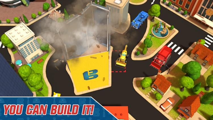 Bob the Builder™: Build City screenshot-3