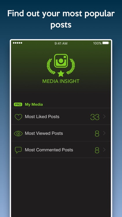 Followers Report for Instagram - Followers Insight screenshot-4