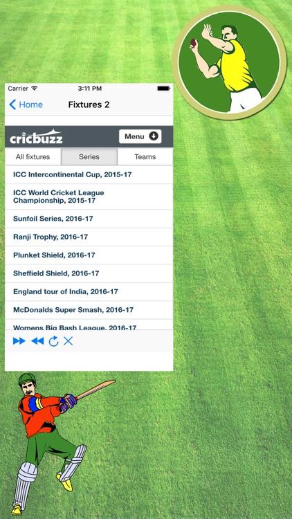 Live Cricket TV & Live Cricket Score Updare screenshot-4