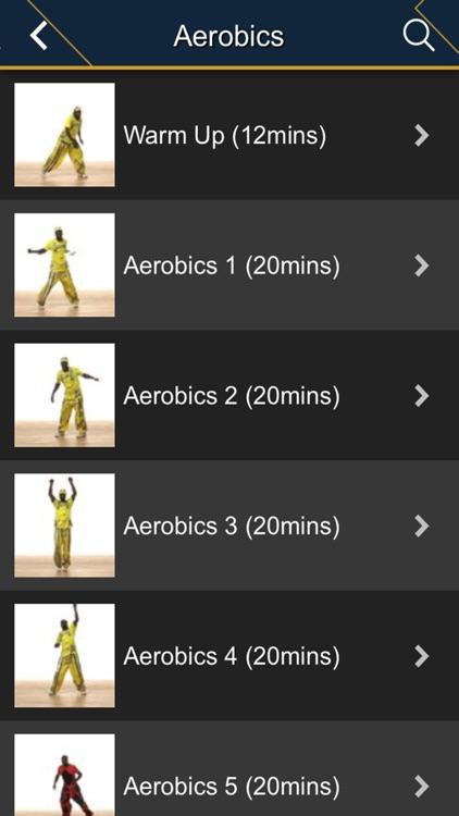 Dance Workout Videos screenshot-3