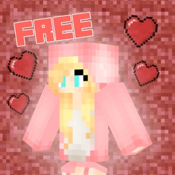 Girl Skins PE Free for Minecraft PE (Pocket Edition Skins)