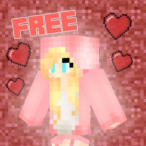 Girl Skins PE Free for Minecraft PE (Pocket Edition Skins) download