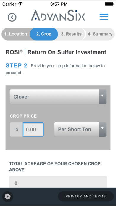 ROSI® Calculator-2