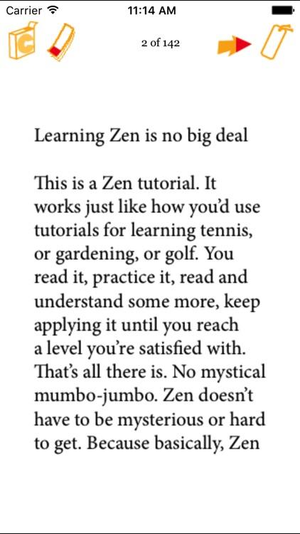 PlainZen - Zen Tutorial in Plain Language