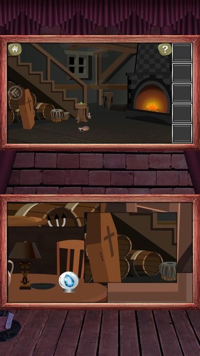 脱出げーむ:謎解き脱出木製部屋(脱獄ゲーム人気新作)紹介画像2