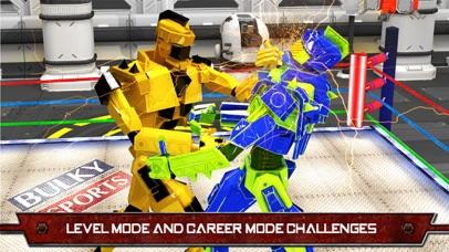 Robots Real Boxing - War robots fights and combat screenshot 4