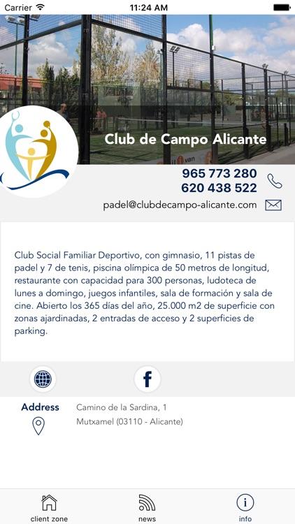 Club de Campo Alicante