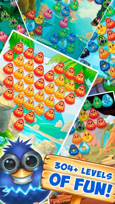 Bubble Birds 4: Match 3 Puzzle Shooter Game på PC