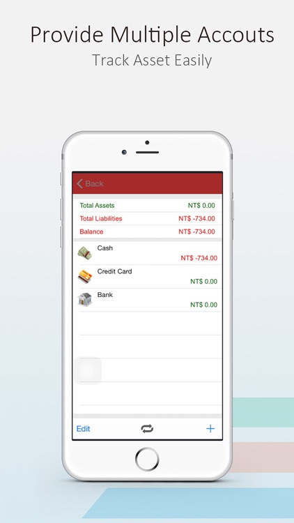 AndroMoney screenshot-4