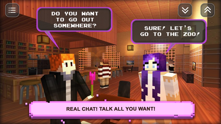 Girl chat room games