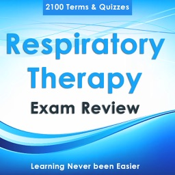 Respiratory Therapy Exam Review-Study Notes & Quiz