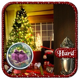 Hidden Object Games Finding Santa