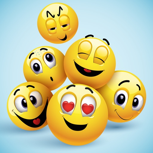 Funny Smiley Emoji Pack