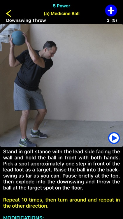 Flex Power Golf screenshot-3
