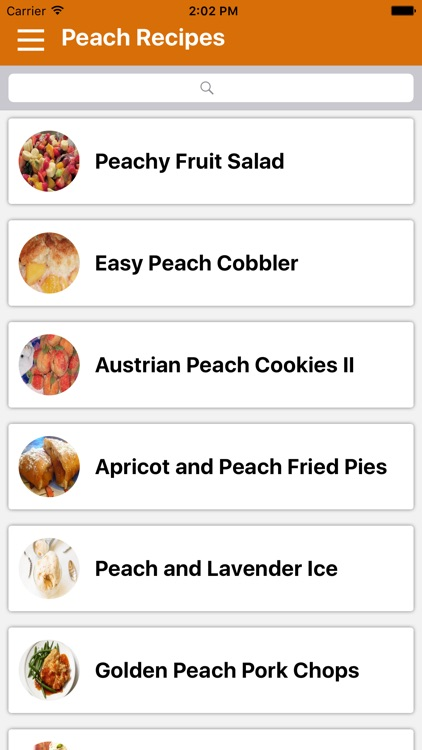 Delicious Peach Recipes - Desserts Recipes
