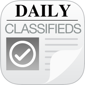 Daily Classifieds for iPhone app